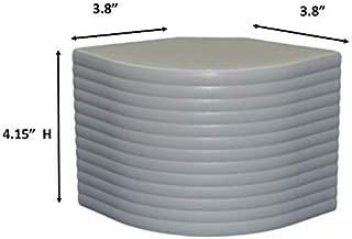 Aluminum Pontoon Corner Cap