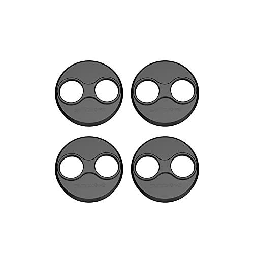 GEBAN Drone Protezione della Protezione Motore A Prova di Polvere Accessorio Protettivo in Alluminio Leggero Slip-Over per DJI per Mavic Mini/SE Tappo di Copertura del Motore Accessori droni