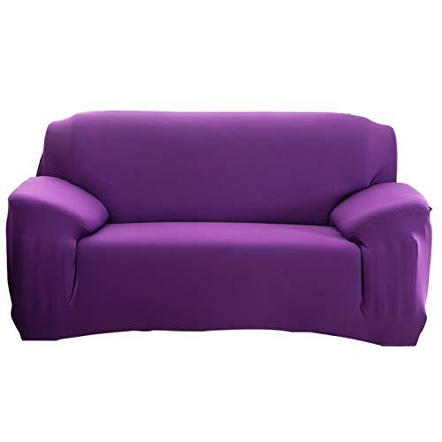 Okuyonic Funda de sofá elástica Funda de sofá Lavable(Double Seat 145-185cm)