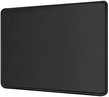 NOOX Thick Office Laptop Mouse Pad (Black)