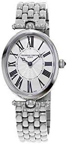 Frederique Constant Classics Art Deco Quartz Diamond Ladies Watch