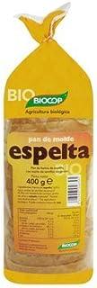Biocop Pan Molde Blando Espela Blanco Biocop - 400 g