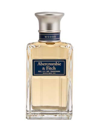 Abercrombie & Fitch Woods Eau De Cologne Spray For Men 1.7 Oz / 50 ml Old Packaging