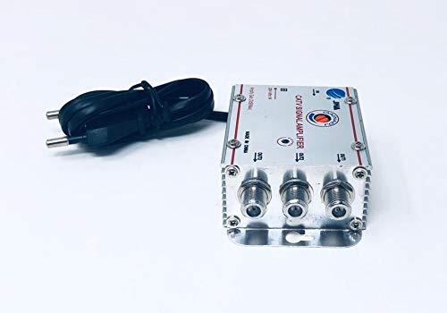 Amplificador para antena de TV