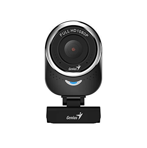 Webcam genius qcam 6000 full hd preto