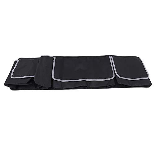 Zoomne - Organizador para maletero de coche, organizador de asiento de coche, organizador de asiento de coche, resistente