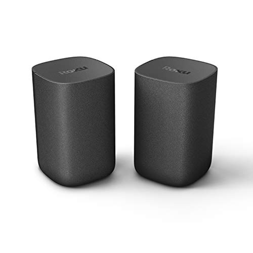 Roku Wireless Speakers (for Roku Smart Soundbar or Roku TV)