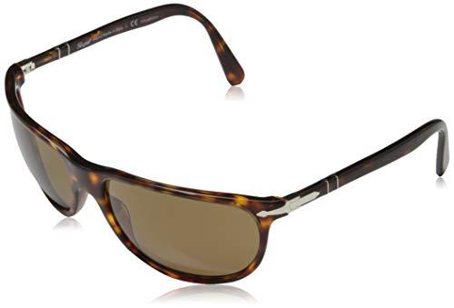 Persol 0PO3222S Gafas de Sol, Havana, 62 para Hombre
