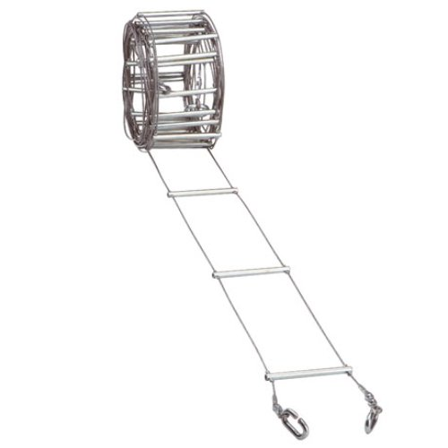 Fader Ladder Metalica nauwe 5 m. (12,5 cm) - ladder