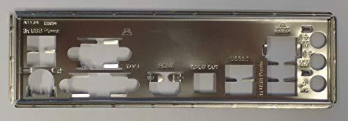 Gigabyte GA-F2A88XM-D3H Rev.3.1 Blende - Slotblech - I/O Shield
