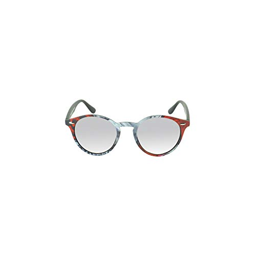 WAYLIFE Gafas de sol MrDheo JOHANESBURG MOD 03 Lente de espejo plateada C04