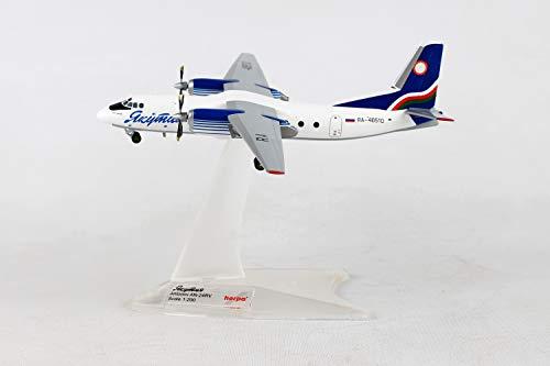Herpa-Véhicule Yakutia Airlines Antonov AN-24RV-RA-46510, 558839