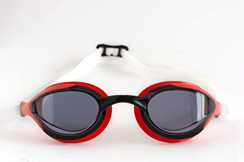 SWIMXWIN Occhialini da Nuoto Professionali Dragonfly Competizione Gara Anti Appannamento Protezione UV