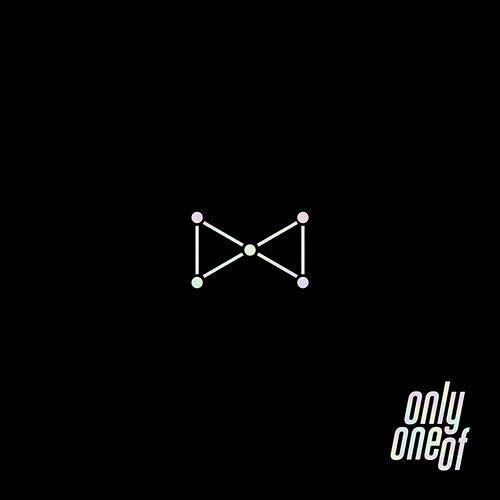 ONLYONEOF PRODUCED BY [ ] PART 1 Album BLACK VER CD+POSTER+Libro de fotos+tarjeta+Point Session SEALED+TRACKING CODE K-POP SEALED