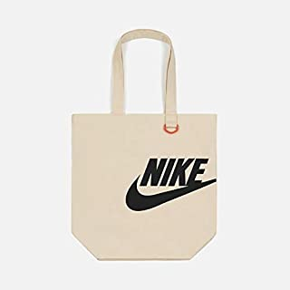 Nike BA6027-122 Schoolbag, Natural/Team Orange/White