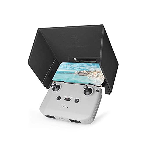 Iunser Accesorios de control remoto para drones Capucha plegable magnética, cubierta protectora de parasol con control remoto magnético para Dji Mavic Air2 / Mini2 (B)