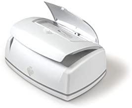 Prince Lionheart Premium Wipes Warmer, Nursery Essential, Includes the everFRESH Pillow System That Prevents Dry Out, Integrated Night Light for Night Time Changes