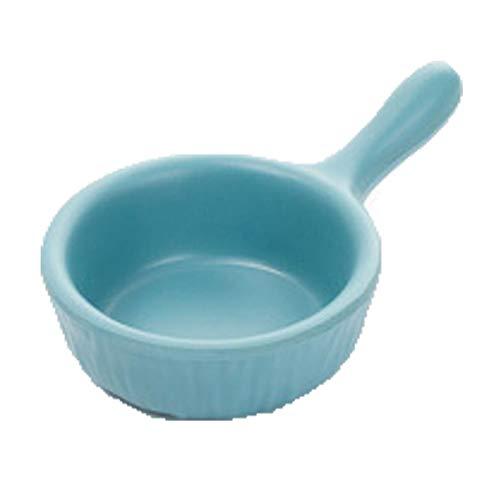 Ciotoline per aperitivo Immersione di ciotole set dapping salsa piatti di salsa mini condimento piatto condimento piatti diping di ceramica spuntino piatti condimento piatto antipasto piatti piatti Pi
