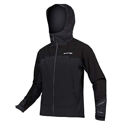 Endura MT500 Veste de cyclisme imperméable pour homme Protection ultime VTT - noir - X-Large