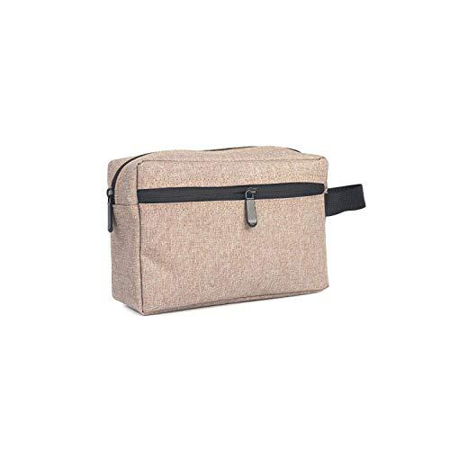 ZWWZ Cosmetic Bag Organizer 2020 Neue Frauen-Männer-Kosmetik-Beutel-Speicher-Organisator Reißverschluss-große Kapazität wasserdichte Make-up Taschen for Reisen Kultur -Khaki- HAIKE