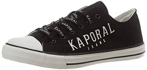 Kaporal DIRY, Baskets Hommes, Noir (Noir 546), 41 EU