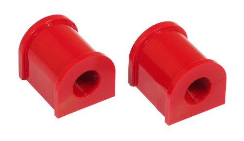 Prothane 6-1160 – Juego de bujes de barra estabilizadora trasera (21 mm), color rojo