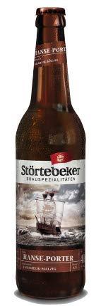 Störtebeker Hanse Porter 12 Flaschen x0,5l