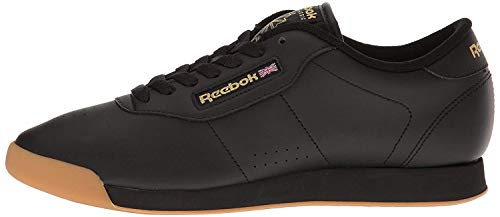 Reebok Women's Princess Aerobics Shoe, Black, 12 M