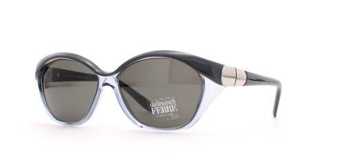 Gianfranco Ferre Damen Sonnenbrille Grau Grau