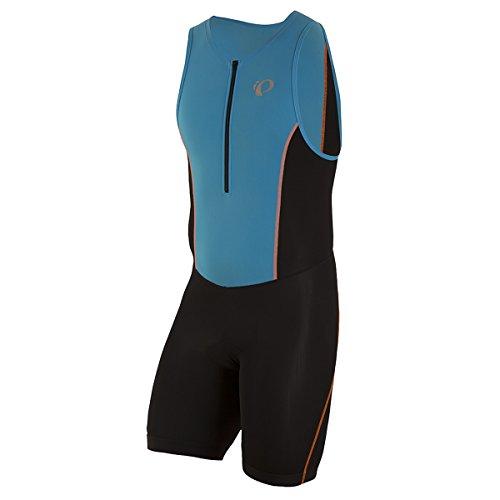 PEARL IZUMI Men's Select Pursuit Tri Suit, Bel Air Blue/Black, X-Small
