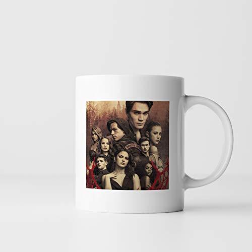 Riverdale Tasse mit Aufschrift