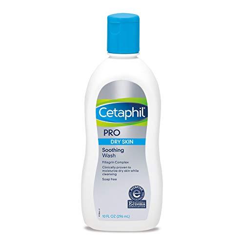 cetaphil face mask for dry skins Cetaphil PRO Soothing Wash 10 oz
