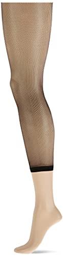 FALKE Damen Net Leggings, schwarz (Black 3009), M