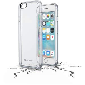 cellularline Clear Duo - iPhone 6S/6