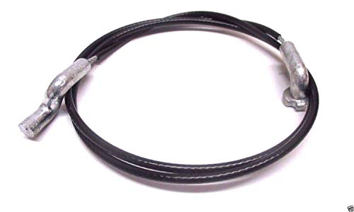 HAKATOP Snow Thrower/Blower Speed Selector Auger Cable Fits MTD 946-04397A/946-04397/746-04397A/746-04397