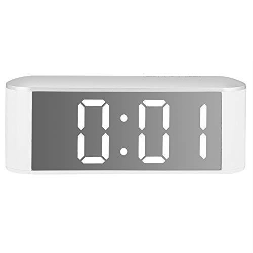 Changor Reloj Multifuncional, 195 x 45 x 75mm 0-50 ℃ 3 x Reloj electrónico de batería AAA con ABS
