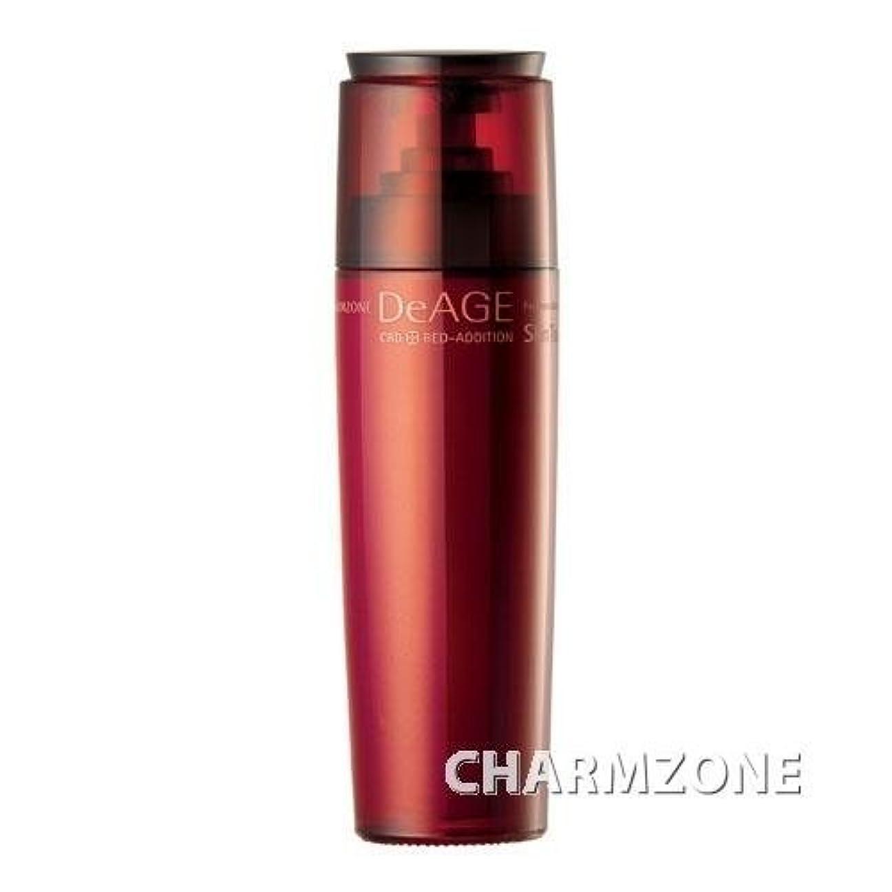 ウェイドワンダー燃料CHARMZONE DeAGE RED-ADDITION Skin Toner [Korean Import]