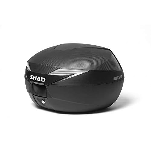 SHAD D1B39E06 Accesorio para Sh39, Tapa, Negro