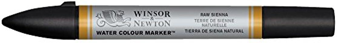 Winsor & Newton Water Colour Marker, Raw Sienna