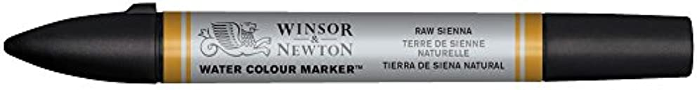 Winsor & Newton Water Colour Marker, Raw Sienna