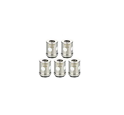 Vaporesso Ceramic EUC 0.5ohm SS316L Coil Head for Vaporesso Estoc Tank Mega/Target Pro/ORC Gemini Tank 5pcs/