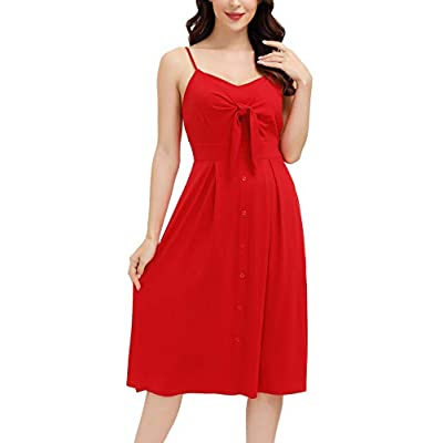 Amazon.com: 60% off Yidarton Women's Backless Midi Dress