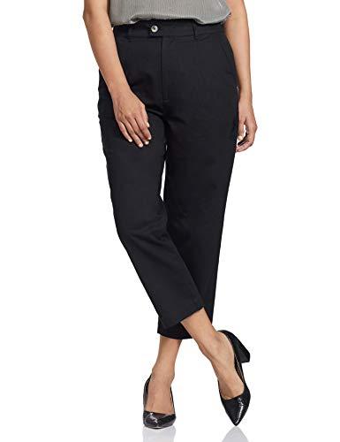 River Women's Trouser Suit (DBSPL04TR058_Jet Black_m)