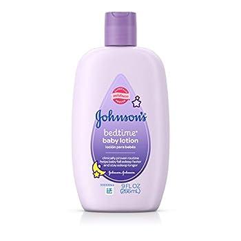 Johnson s Baby Bedtime Lotion - Lavender & Chamomile - 9 oz