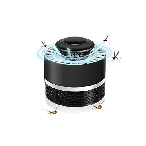 YWUAEN Tueur d'insectes Anti-Moustique électronique, USB alimenté électronique Moustique Killer Lampe Mouche piège pour la Maison Patio extérieur Cour
