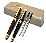 Pen,Pens Exquisite Gift Set Fancy Ballpoint Pen Extra 0.7 mm Pen Core with Black Ink for Pendant Signature and Writing,Come with Nice Gift Box for Colleagues, Friends, Business Gift,Office Supplies