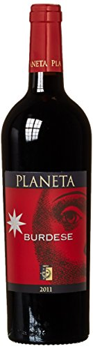 Planeta Burdese Cabernet Sauvignon Sicilia IGT 2011  (1 x 0.75 l)