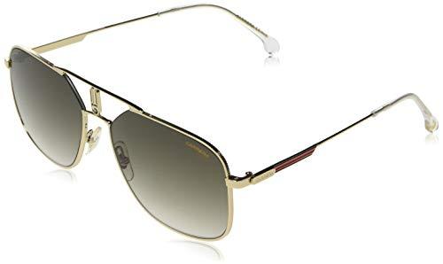Carrera CARRERA 1024/S PEF Gold/Green CARRERA 1024/S Rectangle Sunglasses Len