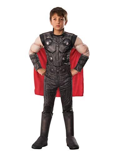 Rubie's 700673L Avengers Kostüm, Mehrfarbig, L