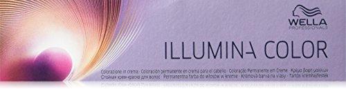 6/16 Dunkelblond asch-violett Wella Illumina Color 60ml